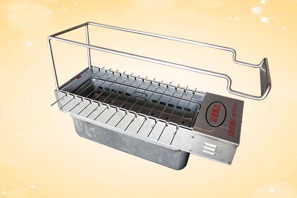 自动烤串机