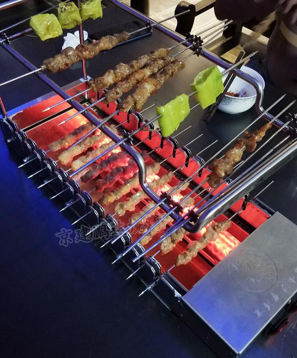 孕妇可以用无烟电烧烤炉进行吃烤串吗?